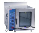 10-Tray Gas Combi Oven Steamer K025