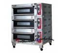 Luxury 3-Layer 6-Tray Electric Deck Oven K169