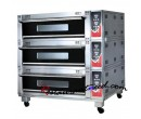 Luxury 3-Layer 12-Tray Electric Deck Oven K171
