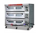 3-Layer 9-Tray Electric Food Oven With Time Controller K334