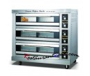 3-Layer 15-Tray Automatic Electric Food Oven K338